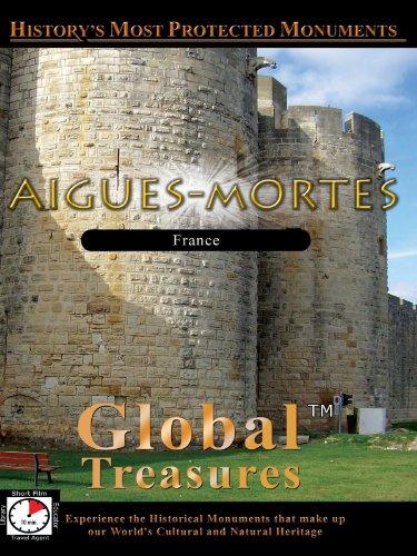 Global Treasures Aigues - Mortes Provence, France front-1059044