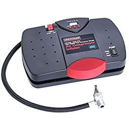 Craftsman 12-Volt Portable Inflator w/ Digital Tire Pressure Gauge by Craftsman