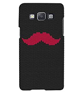 Citydreamz Pink Moustache Hard Polycarbonate Designer Back Case Cover For Samsung Galaxy Grand Neo/Grand Neo Plus I9060I