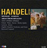 Handel Messiah / Samson Arias From Rinaldo & Other Operas