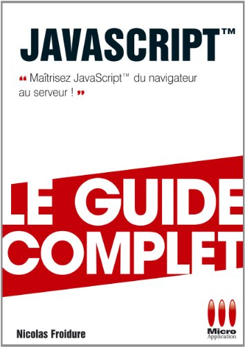 Couverture du livre JavaScript™