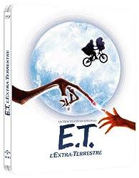 E.T. l'extra-terrestre - Combo Blu-ray + DVD + copie digitale - Boîtier métal [Blu-ray]