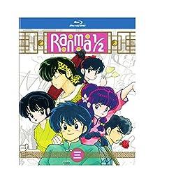 Ranma 1/2 - TV Series Set 3 BD Standard Edition [Blu-ray]