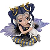 Jasmine Becket-Griffith Fairy And Unicorn Figurine: Starlight Enchantment by The Hamilton Collection