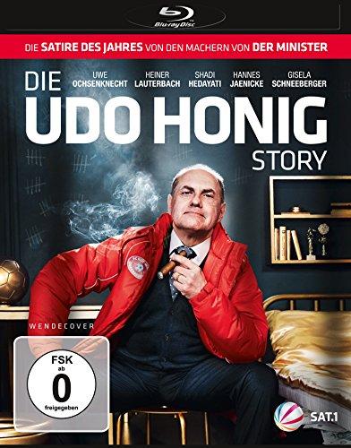 Die Udo Honig Story [Blu-ray]