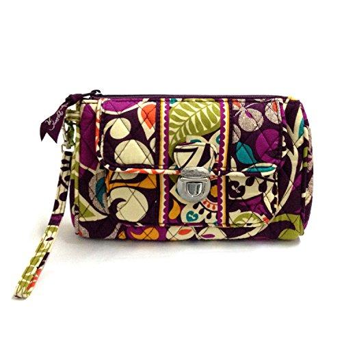 vera bradley 100 handbag plum crazy