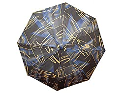 Jorss Unisex 3-Fold Multi colour Umbrella