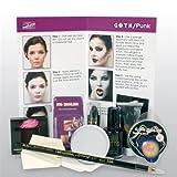 Mehron Makeup Premium Character Kit (Goth/Punk) (Color: Goth/Punk, Tamaño: Standard)
