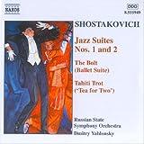 ショスタコーヴィチ:ジャズ組曲第1番, 第2番/バレエ組曲「ボルト」/タヒチ・トロット(ロシア国立響/ヤブロンスキー)