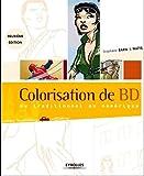 echange, troc Stéphane Baril, Naïts - Colorisation de BD : Du traditionnel au numérique