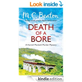 Death of a Bore (Hamish Macbeth)