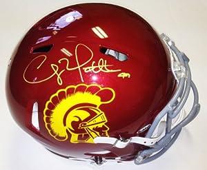 Clay Matthews Signed USC Trojans Proline Speed Helmet by Radtke Sports