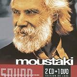 echange, troc Georges Moustaki - Georges Moustaki - Deluxe Sound & Vision (Coffret 2 CD et 1 DVD)