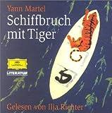 Schiffbruch mit Tiger. 7 CDs - Yann Martel