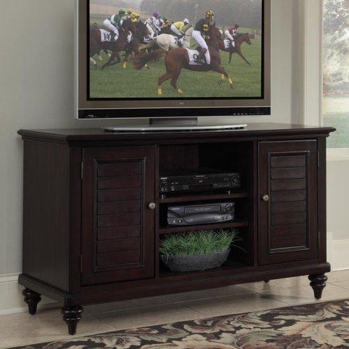 Cheap Bermuda 56″ TV Stand in Espresso (88-5542-10)