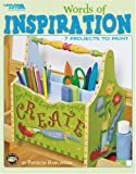 img - for Words of Inspiration (Leisure Arts #22622) book / textbook / text book