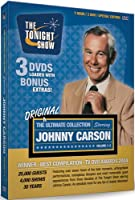 The Ultimate Johnny Carson Collection - His Favorite Moments From The Tonight Show Vols 1-3 1962-1992 from Carson Entertainment