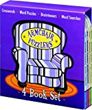 Armchair Puzzlers 4 Book Set