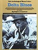 Delta Blues: Oak Anthology Of Blues Guitar. Partitions pour Tablature Guitare(Symboles d'Accords)