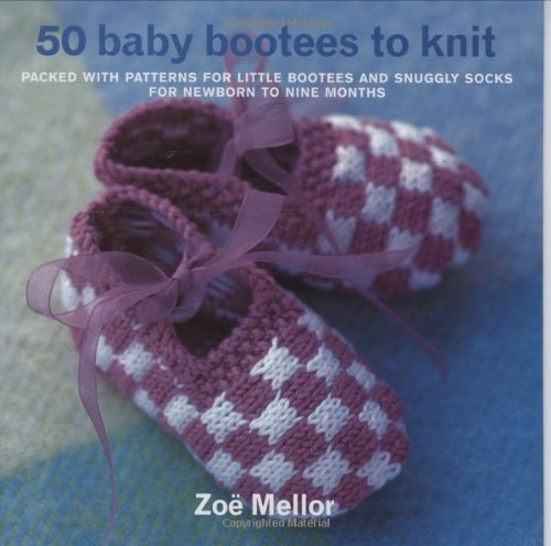 Baby Bootie Knit Patterns