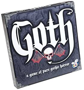 Goth Trivia Board Game by Endless Games