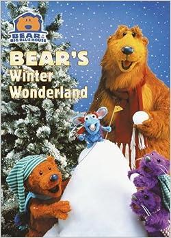 bear 39 s winter wonderland bear in the big blue house. Black Bedroom Furniture Sets. Home Design Ideas