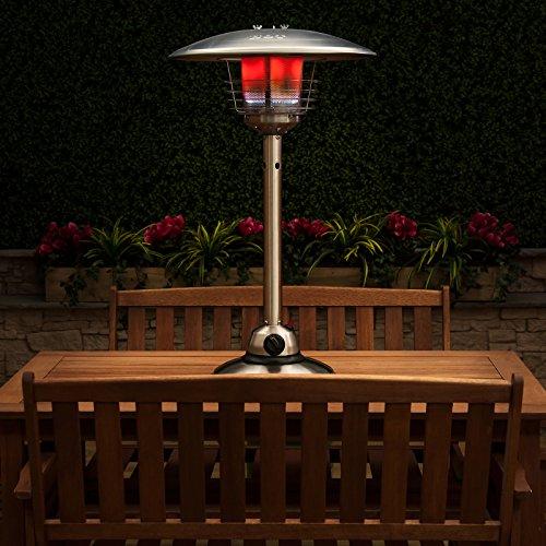 51DD7Wjm0iL - BEST BUY #1 Fire Mountain Table Top Gas Patio Heater