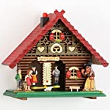 Exclusive German Black Forest weather house TU 846