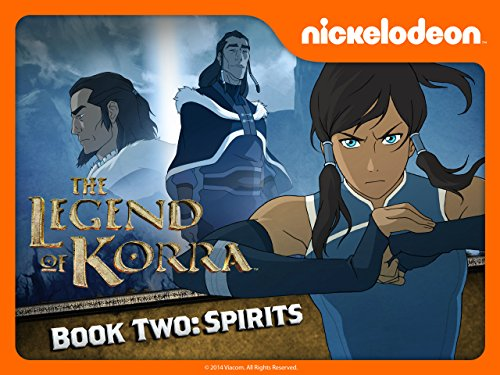 The Legend of Korra Book 2 - Season 2