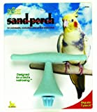 JW Pet Company Insight Sand Perch T Perch Bird Accessory, Regular