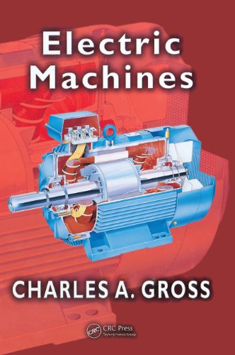 Electric Machines (Electric Power Engineering Series) front-597497