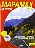 Mapamax 2013: Carreteras de Espa¤a y Portugal escala 1:400.000 / Roads of Spain and Portugal 1:400,000 Scale