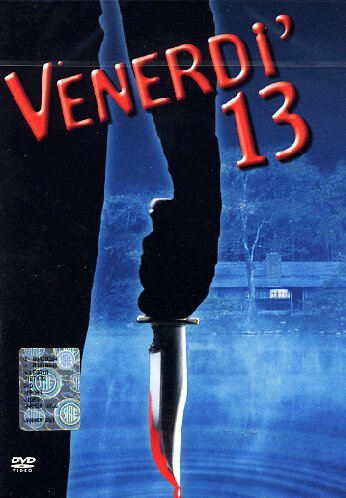 venerdi' 13 / Friday the 13th 1980 (Dvd) Italian Import