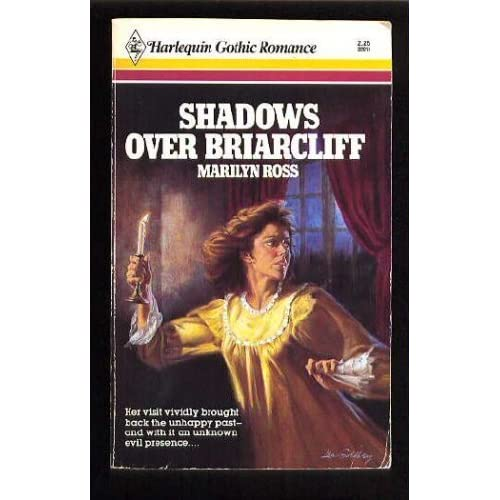 Shadows Over Briarcliff (Harlequin Gothic, No. 11) (Gothic Category Romances)