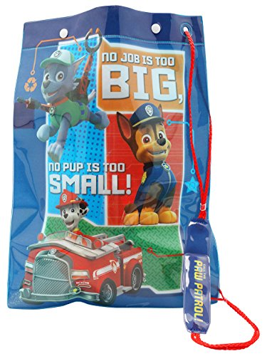 paw-patrol-childrens-drawstring-handle-waterproof-chase-marshall-and-rocky-character-swim-bag-blue-o