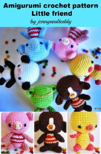 Amigurumi World Seriously Cute Crochet : Amigurumi World: Seriously Cute Crochet - Fai da te e arti ...