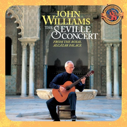 DVD - The Seville Concert: From the Royal Alcázar Palace