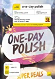 Elisabeth Smith Teach Yourself One-day Polish (CD + 8-page booklet)