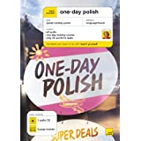 Teach Yourself One-day Polish (CD + 8-page booklet)by Elisabeth Smith