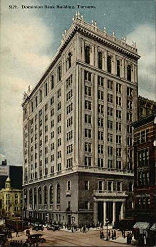 dominion-bank-building-toronto-ontario-canada-original-vintage-postcard