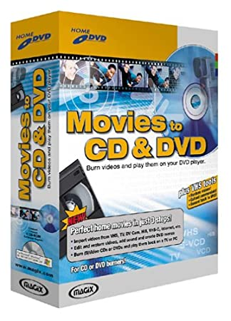 Movie To CD & DVD