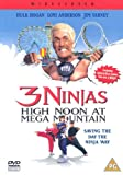 3 Ninjas: High Noon At Mega Mountain [DVD]