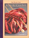 Knit & Crochet Companion (Pocket Companion Themed Notebook) (1569065160) by Ronnie Sellers Productions