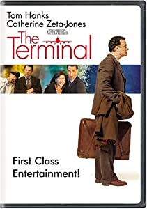 "Cover of ""The Terminal (Widescreen Editio..."