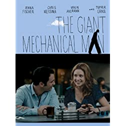 The Giant Mechanical Man (2012 Festival VOD)