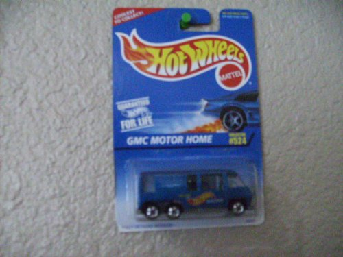 Hot Wheels GMC Motor Home 	 1997 #524 - 1