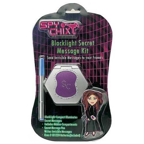 Sakar Blacklight Secret Message Kit - 1