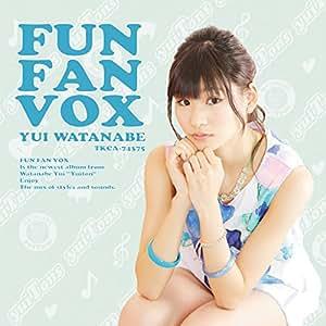 FUN FAN VOX(通常盤) [CD]