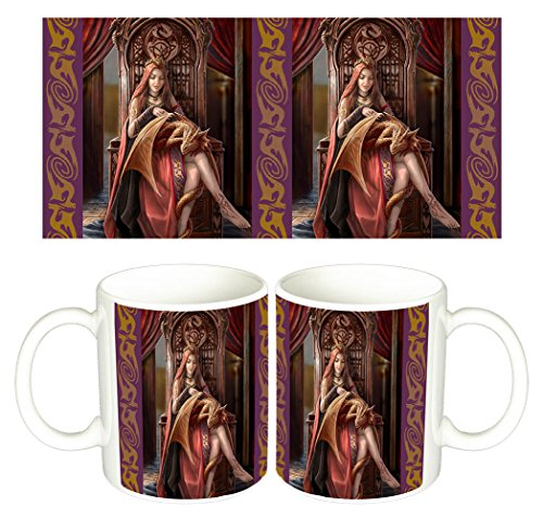 Anne Stokes Friends Forever Tazza Mug