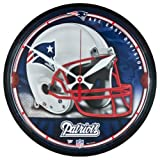 New England Patriots - Helmet Clock